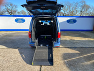 Volkswagen Caddy Maxi 2017 C20 LIFE TDI wheelchair & scooter accessible vehicle WAV 10
