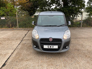 Fiat Doblo MYLIFE scooter & wheelchair accessible vehicle WAV 1