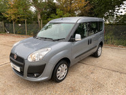 Fiat Doblo MYLIFE scooter & wheelchair accessible vehicle WAV 2