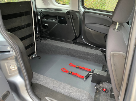 Fiat Doblo MYLIFE scooter & wheelchair accessible vehicle WAV 12