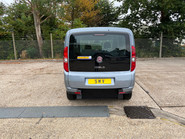 Fiat Doblo MYLIFE scooter & wheelchair accessible vehicle WAV 4