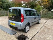 Fiat Doblo MYLIFE scooter & wheelchair accessible vehicle WAV 23