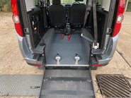 Fiat Doblo MYLIFE scooter & wheelchair accessible vehicle WAV 7
