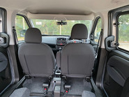 Fiat Doblo MYLIFE scooter & wheelchair accessible vehicle WAV 9