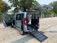 Fiat Doblo MYLIFE scooter & wheelchair accessible vehicle WAV 24