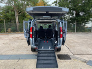 Fiat Doblo MYLIFE scooter & wheelchair accessible vehicle WAV 25