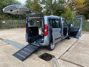 Fiat Doblo MYLIFE scooter & wheelchair accessible vehicle WAV 26