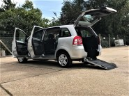 Vauxhall Zafira EXCLUSIV Wheelchair Accessible Vehicle 13