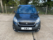 Peugeot Partner 2015 BLUE HDI TEPEE ACTIVE Wheelchair & Scooter accessible vehicle WAV 2