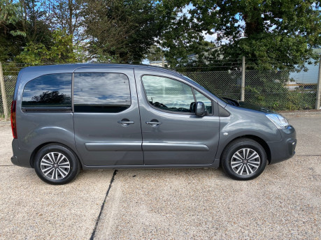 Peugeot Partner 2015 BLUE HDI TEPEE ACTIVE Wheelchair & Scooter accessible vehicle WAV 28