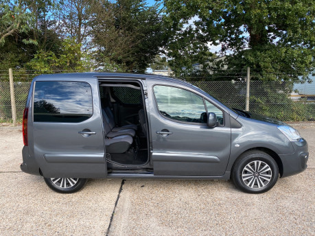 Peugeot Partner 2015 BLUE HDI TEPEE ACTIVE Wheelchair & Scooter accessible vehicle WAV 29