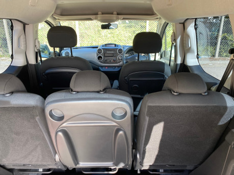Peugeot Partner 2015 BLUE HDI TEPEE ACTIVE Wheelchair & Scooter accessible vehicle WAV 25