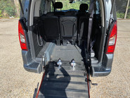 Peugeot Partner 2015 BLUE HDI TEPEE ACTIVE Wheelchair & Scooter accessible vehicle WAV 9