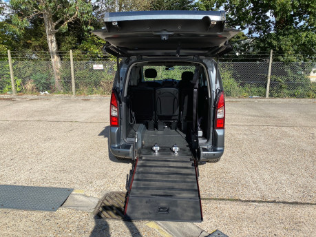 Peugeot Partner 2015 BLUE HDI TEPEE ACTIVE Wheelchair & Scooter accessible vehicle WAV 8