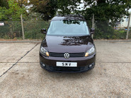 Volkswagen Caddy 2014 C20 LIFE TDI wheelchair & scooter accessible vehicle WAV 2