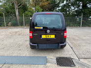 Volkswagen Caddy 2014 C20 LIFE TDI wheelchair & scooter accessible vehicle WAV 4