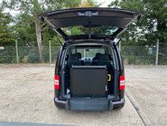 Volkswagen Caddy 2014 C20 LIFE TDI wheelchair & scooter accessible vehicle WAV 5