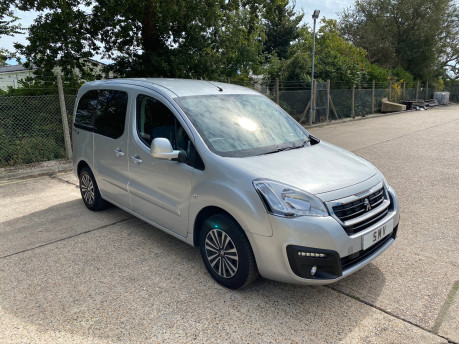 Peugeot Partner 2016 HORIZON RE / TEPEE ACTIVE wheelchair & scooter accessible vehicle WAV 1