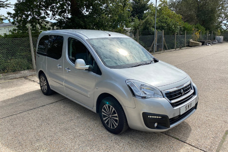 Peugeot Partner 2016 HORIZON RE / TEPEE ACTIVE wheelchair & scooter accessible vehicle WAV