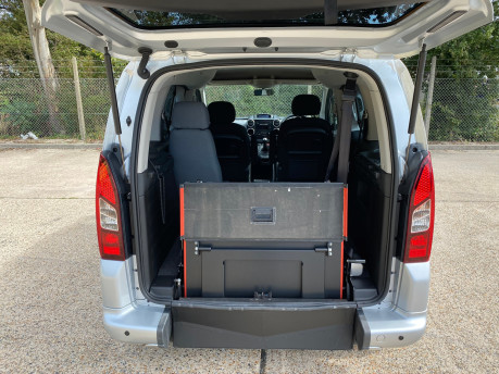 Peugeot Partner 2016 HORIZON RE / TEPEE ACTIVE wheelchair & scooter accessible vehicle WAV 6