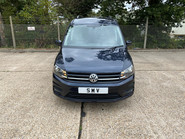 Volkswagen Caddy Maxi C20 LIFE TDI wheelchair & scooter accessible vehicle WAV 2