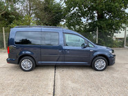 Volkswagen Caddy Maxi C20 LIFE TDI wheelchair & scooter accessible vehicle WAV 28