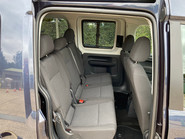 Volkswagen Caddy Maxi C20 LIFE TDI wheelchair & scooter accessible vehicle WAV 15