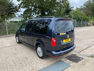 Volkswagen Caddy Maxi C20 LIFE TDI wheelchair & scooter accessible vehicle WAV 27