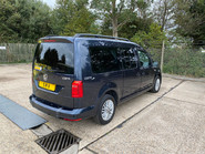 Volkswagen Caddy Maxi C20 LIFE TDI wheelchair & scooter accessible vehicle WAV 30