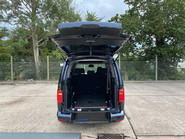 Volkswagen Caddy Maxi C20 LIFE TDI wheelchair & scooter accessible vehicle WAV 5