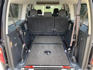 Volkswagen Caddy Maxi C20 LIFE TDI wheelchair & scooter accessible vehicle WAV 6