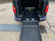 Volkswagen Caddy Maxi C20 LIFE TDI wheelchair & scooter accessible vehicle WAV 10
