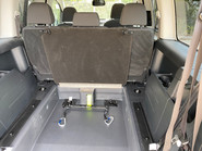 Volkswagen Caddy Maxi C20 LIFE TDI wheelchair & scooter accessible vehicle WAV 12