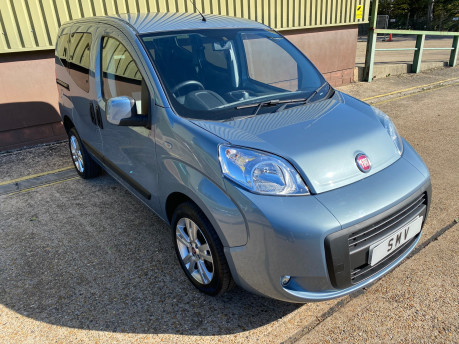 Fiat Qubo 2014 MYLIFE wheelchair & scooter accessible vehicle WAV 1