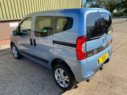 Fiat Qubo 2014 MYLIFE wheelchair & scooter accessible vehicle WAV 26