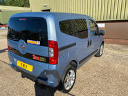 Fiat Qubo 2014 MYLIFE wheelchair & scooter accessible vehicle WAV 28