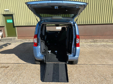 Fiat Qubo 2014 MYLIFE wheelchair & scooter accessible vehicle WAV 6