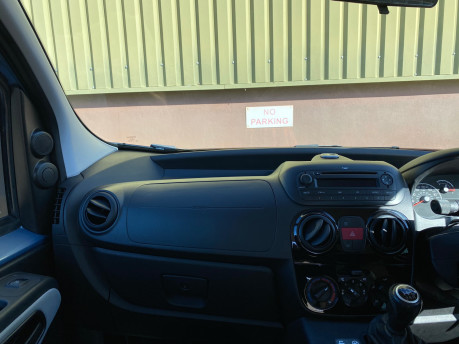 Fiat Qubo 2014 MYLIFE wheelchair & scooter accessible vehicle WAV 10