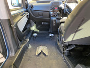 Fiat Qubo 2014 MYLIFE wheelchair & scooter accessible vehicle WAV 9