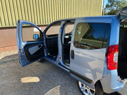 Fiat Qubo 2014 MYLIFE wheelchair & scooter accessible vehicle WAV 24