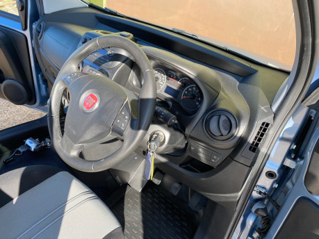 Fiat Qubo 2014 MYLIFE wheelchair & scooter accessible vehicle WAV 20