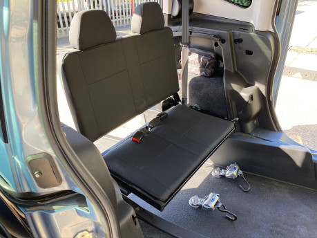 Fiat Qubo 2014 MYLIFE wheelchair & scooter accessible vehicle WAV 17