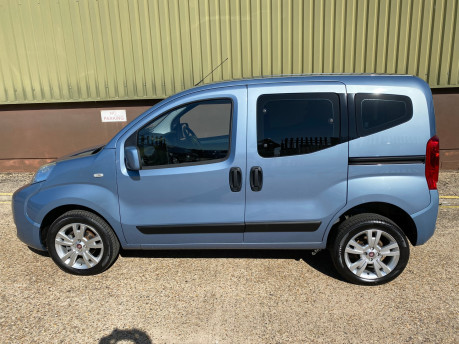 Fiat Qubo 2014 MYLIFE wheelchair & scooter accessible vehicle WAV 27