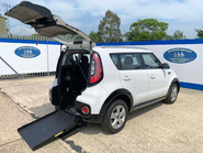 Kia Soul 2018 wheelchair & scooter accessible vehicle WAV 26