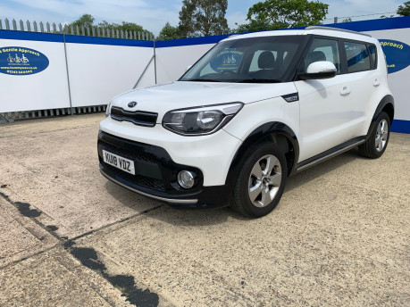 Kia Soul 2018 wheelchair & scooter accessible vehicle WAV 5