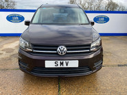 Volkswagen Caddy Maxi 2017 C20 LIFE TDI wheelchair & scooter accessible vehicle WAV 2