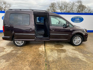 Volkswagen Caddy Maxi 2017 C20 LIFE TDI wheelchair & scooter accessible vehicle WAV 25