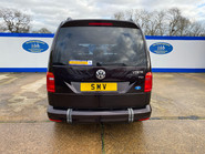 Volkswagen Caddy Maxi 2017 C20 LIFE TDI wheelchair & scooter accessible vehicle WAV 4