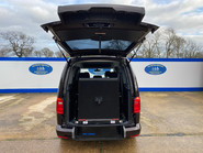 Volkswagen Caddy Maxi 2017 C20 LIFE TDI wheelchair & scooter accessible vehicle WAV 7