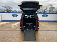 Volkswagen Caddy Maxi 2017 C20 LIFE TDI wheelchair & scooter accessible vehicle WAV 8